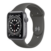Apple Watch 6 44mm Space Gray Aluminium Sport Band