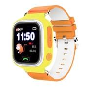 Детские часы Smart Baby Watch Q-90 - Желтые