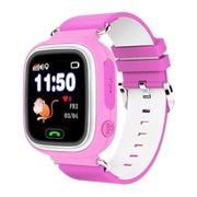 Детские часы Smart Baby Watch Q-90 - Розовые