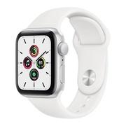 Apple Watch SE 40mm Silver Aluminium Sport Band RU