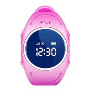 Baby Smart Watch W9 Plus - Розовые