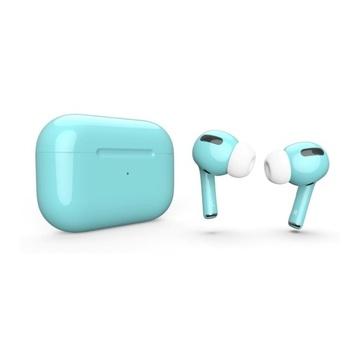 Слайд Беспроводные наушники Apple AirPods Pro тиффани