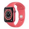 Apple Watch 6 44mm Red Aluminium Sport Band