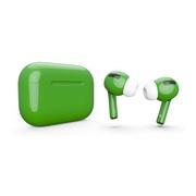 Беспроводные наушники Apple AirPods Pro зеленые