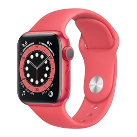 Слайд Apple Watch 6 40mm Red Aluminium Sport Band