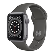 Apple Watch 6 40mm Space Gray Aluminium Sport Band