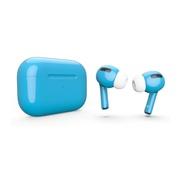 Беспроводные наушники Apple AirPods Pro ярко-синие