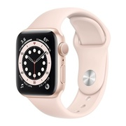 Apple Watch 6 44mm Rose Gold Aluminium Sport Band RU
