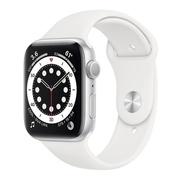 Apple Watch 6 44mm Silver Aluminium Sport Band