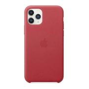 Чехол Silicone Case для iPhone 11 Pro - Темно красный