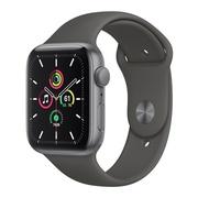 Apple Watch SE 44mm Black Aluminium Sport Band -RU