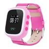 Детские часы Smart Baby Watch Q-60 - Розовые