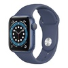Apple Watch 6 40mm Blue Aluminium Sport Band RU
