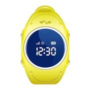 Часы Baby Smart Watch GPS W8 - Yellow