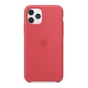 Чехол Silicone Case для iPhone 11 Pro - Красный