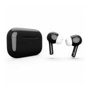 Беспроводные наушники Apple AirPods Pro черные глянцевые
