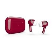 Беспроводные наушники Apple AirPods Pro бордовые