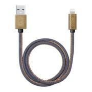 Дата-кабель Jeans USB - 8-pin для Apple, MFI