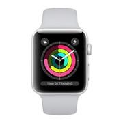 Apple Watch S3 42mm | корпус серебристый / ремешок серый RU