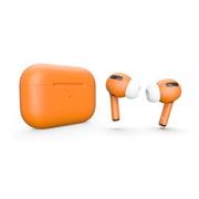 Беспроводные наушники Apple AirPods Pro оранжевые
