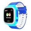 Детские часы Smart Baby Watch Q-90 - Синие
