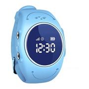 Часы Baby Smart Watch GPS W9 Plus - Blue