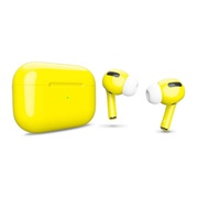 Беспроводные наушники Apple AirPods Pro желтые